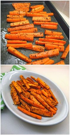 Roasted Carrots with Cumin recipe