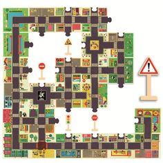 puzzle - miasto