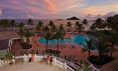 Coconut Bay Resort & Spa, St. Lucia, #Caribbean