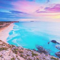 How beautiful is this pic of the Yorke Peninsula in South Australia. Makes me want to discover more of our own backyard. www.livewildbefree.com Cruelty Free Lifestyle & Beauty Blog