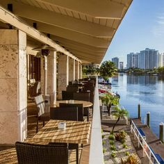 Hidden Waterside Restaurants You Didn't Know Existed The best way to eat in Miami is by the water.The best way to eat in Miami is by the water. Florida Vacation, Florida Travel, Miami Florida, South Florida, Miami Bar, Florida Keys, Vacation Spots, South Beach Restaurants, Hallandale Beach