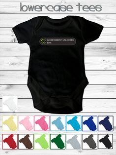 Baby X Box Inspired 5 sizes 15 colors  by lowercasetees on Etsy, $18.00 LIKE US ON FACEBOOK FOR A CHANCE TO WIN A FREE TSHIRT! DRAWING 10/25/13