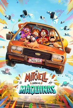 The Mitchells vs. the Machines Movie Download | Tags and Chats Computer Animation, Animation Film, Hd Movies, Movies Online, Movies Free, Great Movies, Film Movie, Disney Movies, Leo Harlem