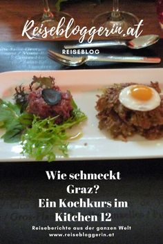 Mein Kochkurs im Kitchen12 in Graz Brunch, Beef, Food, Graz, Good Food, Travel Advice, Meat, Essen, Meals