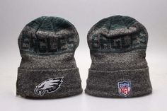 d3ab234dce079f Philadelphia Eagles Winter Outdoor Sports Warm Knit Beanie Hat Pom Pom Knit  Beanie Hat, Pom