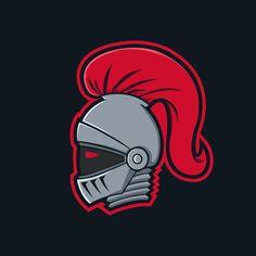 Knight Esport Mascot Logo Design Game Logo Design, Logo Design Template, Logo Templates, Blur Image Background, Wolf, Esports Logo, Corporate Branding, Logo Concept, Printable Designs
