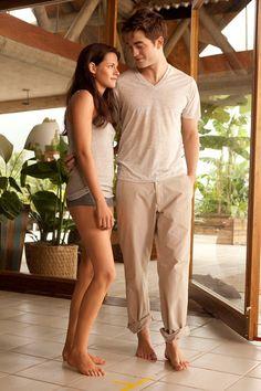 Breaking Dawn - love the bare feet <3