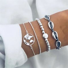 "Femme Argent Sterling 925 Infinity Love Plain 7/"" Chaîne Bracelet Italie"