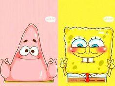 Patrick n Spongebob
