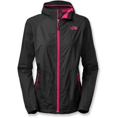 The North Face Allabout Rain Jacket - Women's A stylish HyVent® rain shell, the mesh-lined, waterproof, breathable Allabout Rain Jacket from The North Face performs and looks great. Windproof, packable USD$99.00