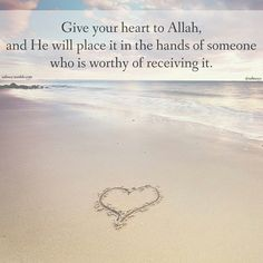 Beautiful Islamic Quotes, Islamic Inspirational Quotes, Arabic Quotes, Finding Love Again, I Muslim, Islam Marriage, Allah God, Islam Quran, Reality Quotes