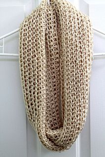 Ravelry: The SIL Infinty Cowl pattern by LisaAuch