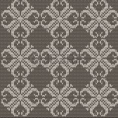 Knitted Pattern Background, Color Wool Vector Texture photo