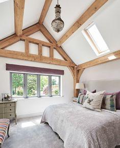Single Storey - Border Oak - oak framed houses, oak framed garages and structures.