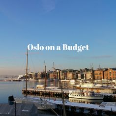 A trip to Oslo doesn