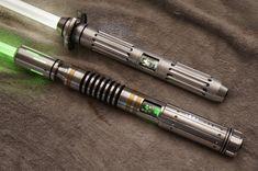 Custom Lightsaber   Custom Lightsabers by ammnra
