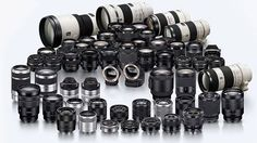 Mirrorless Cameras - Review DSLR & Interchangeable Lens Cameras - Sony US