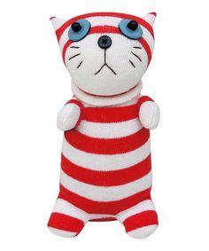 Handmade Maggie Sock Plush Toy