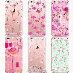 Купить товарНовинка мягкий красочные фламинго чехол для iPhone 6 6 S прозрачный силиконовый телефон чехол Fundas капа в категории Сумки и чехлы для телефоновна AliExpress.                                  New Fashion Soft Colorful Flamingo Case Cover For iPhone 6 6S Transparent Silicon