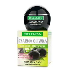 Bielenda Black Olive Day/Night Cream for dry and very dry skin by Bielenda. $14.99. Hydrating and oiling cream with a natural UV filter is an essential cosmetic for the year round care of dry and very dry skin; with a decreased suppleness and firmness, coarse, ageing, requiring hydration and oiling.