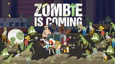 Clicker & neglected zombie game! Zombie iscoming – Raising hunters