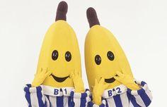 The Bananas in Pyjamas are an iconic Aussie bros team. Banana In Pyjamas, Kids Tv Shows, 90s Kids, Spa Day, Childhood Memories, Movie Tv, Depression, Pikachu, Disney Characters