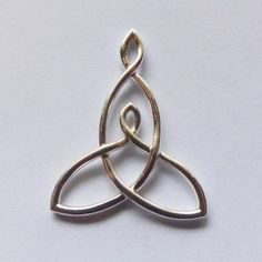 Mother and Child Celtic Knot Necklace