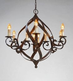 CanadaLightingExperts | 9 Light Gramercy Chandelier