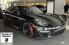 2014 Porsche Panamera  2014 Hatchback Used Twin Turbo Premium Unleaded V-8 CERTIFIED!! AWD