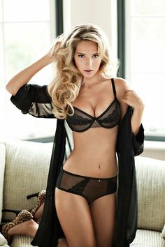 MUST HAVES: bring a black bra and panty set. Black Is super sexy and flattering. Great add-ons to the black ensemble would be a garter belt, stockings, and a black robe or jacket.