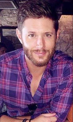 Jensen Ackles. Damn. Lookin' good for hiatus 2016.