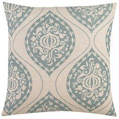 tracery pillow by simply seleta, via Flickr