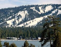 Big Bear Mountain,CA