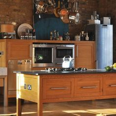 1000 images about renovation kitchen on pinterest for Jamie oliver style kitchen design