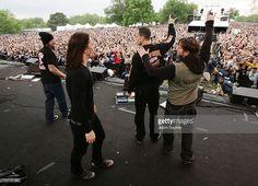 Alter Bridge performs at Liberty Memorial on May 14, 2011 in Kansas City, Missouri.
