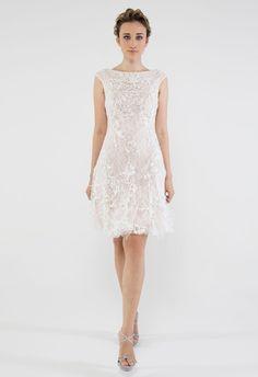 Short Casual Wedding Dress