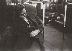 Cultura Inquieta - El Metro de Nueva York fotografiado en 1946, por un Stanley Kubrick de 17 años