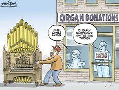 Donate Life: Organ vs Organ - The Gypsy Nurse Nursing humor