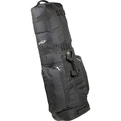 Caddy Daddy Golf CDX10 Golf Travel Cover wwheels Black *** Click image for more details.