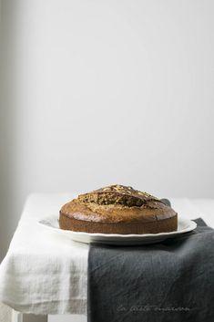 Torta con farina di castagne e nocciole   La tarte maison