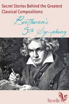 Beethoven's symphony is probably the world's most popular symphony but not everyone knows about its history. Learn the secrets behind this iconic work. Classical Period, Romantic Period, Music Classroom, Music Education, The Secret, Composers, History, Learning, Charts