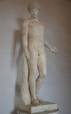Hadrian's Villa Statue of Capitoline Antinous
