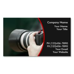 Photography Business Card. This is a fully customizable business card and available on several paper types for your needs. You can upload your own image or use the image as is. Just click this template to get started!