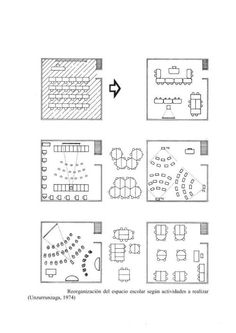 Arquitectura de aula ~ Orientación en Galicia