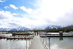 Colter Bay in Grand Teton