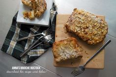 Chicago pastry chef Anna Shovers--the creative genius behind The Publican's elegant sweets--shares her recipe for an easy Brioche Bostock!