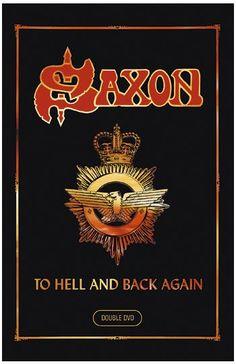 Il secondo DVD ufficiale: un doppio pacchetto forte e con molto materiale bonus cui è stato riempito il DVD. #Saxson