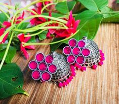 Latest Women Earrings - Stylish Earrings Sale Upto OFF Indian Designer Sarees, Buy Earrings, Stylish, Color, Colour, Colors