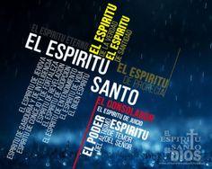 Dios es espíritu, y quienes lo adoran deben hacerlo en espíritu y en verdad. Juan 4:24     EL ESPIRITU SANTO ES DIOS