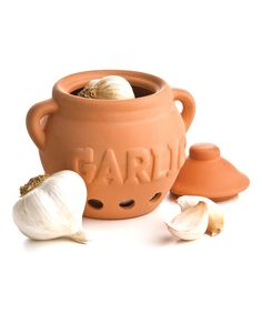 Garlic Keeper - I need one of these too!